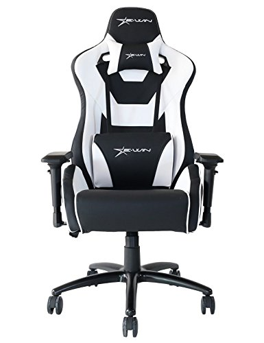 41OuYsT338L - Ewin-Chair-Flash-Series-Ergonomic-Normal-Size-Computer-Gaming-Office-Chair-with-Pillows-FLNC