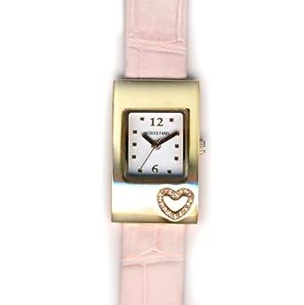 Jacques Farel Girls Watch Hcc3132 Armbanduhren