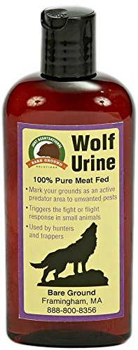 Wolf Urine Small Pest Repellent, 4 oz - Just Scentsational WU-4