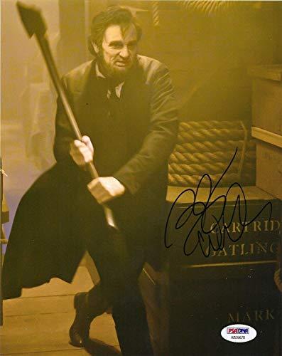 Benjamin Walker Autographed Signed Memorabilia 8x10 Photograph PSA/DNA