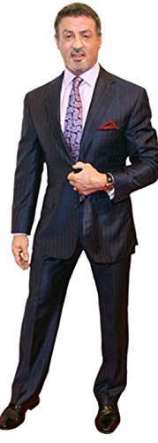 Sylvester Stallone Life Size Cutout by Celebrity Cutouts by Celebrity Cutouts