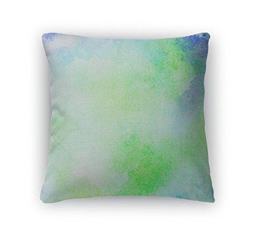 gear-new-throw-pillow-26x26-abstract-colorful-painted-watercolor-splash-and-stain