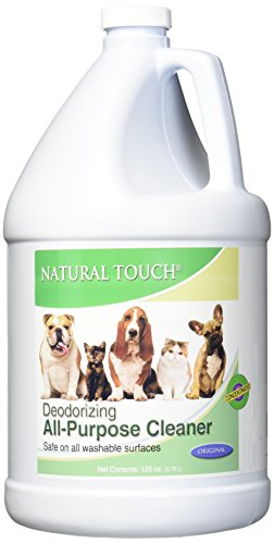 Nilodor Natural Touch All-Purpose Pet Cleaner, (Nilodor Deodorizing)