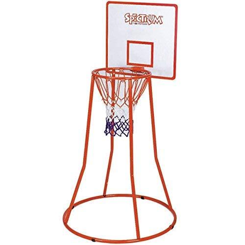 Mini Steel Basketball Goal with Backboard by S&S Worldwide