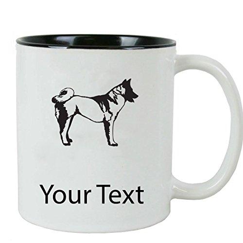 Akita Mug - Personalized Custom Akita 11 oz White Ceramic Coffee Mug with White Gift Box