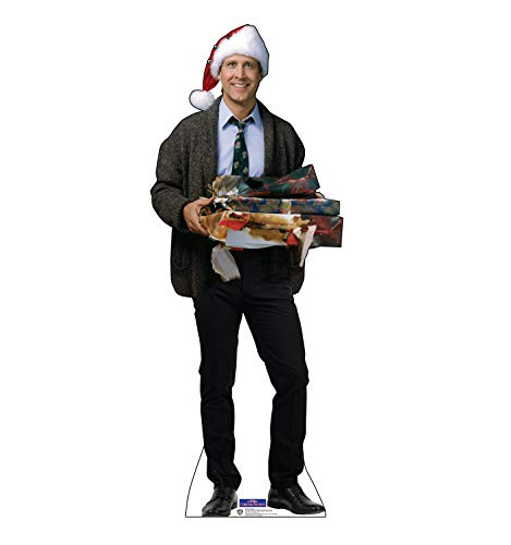 Advanced Graphics Clark Griswold Life Size Cardboard Cutout Standup - National Lampoon's Christmas Vacation (1989 Film)