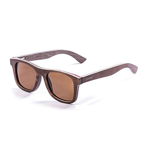 Marron Soleil Bois 3 Beach Marron Verres Wood Venice Sunglasses Lunettes en Ocean de 54001 Monture p8qY7nFH