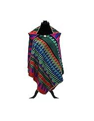 Yxjdress Fashion Pashmina Wrap Shawl Poncho Cape Hooded Cardigans
