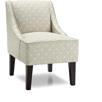Amazon.com: Phoenix Gigi Upholstered Accent Chair, Multiple ...