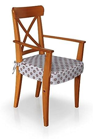 Dekoria Ikea Ingolf Chaise Avec Accoudoirs Pad Pour Siege