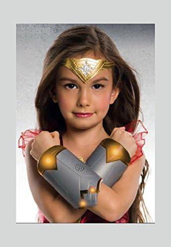 Brazaletes para niñas DC Comics con efecto de luz y sonido ...