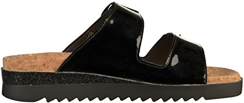 03 Women's Hollywood Romika Mules Black vzw8FWYq