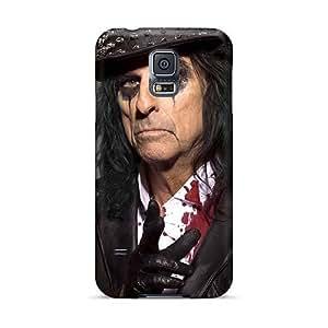 RudyPugh Samsung Galaxy S5 Shockproof Cell-phone Hard Cover Provide Private Custom Nice Bon Jovi Pictures [yrH19794sBzi]