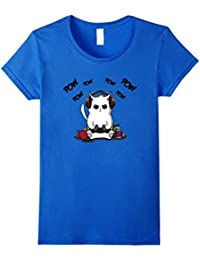 Gamer Cat T-Shirt Cute Cat Gaming Shirt