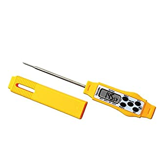 Taylor 9877 FDA bolígrafo estilo resistente al agua Digital de bolsillo termómetro