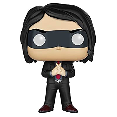 Funko POP Rocks: My Chemical Romance - Red Tie Gerard Way Action Figure: Funko Pop! Rocks:: Toys & Games
