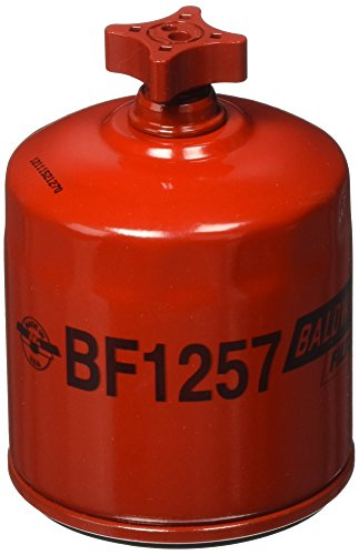Baldwin BF1257 Fuel and Water Separator Element