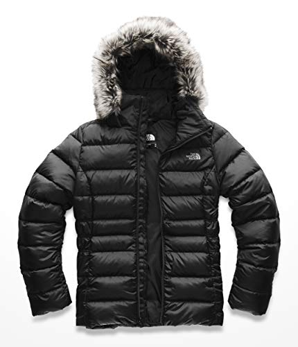 (The North Face Women's Gotham Jacket II TNF Black Medium)