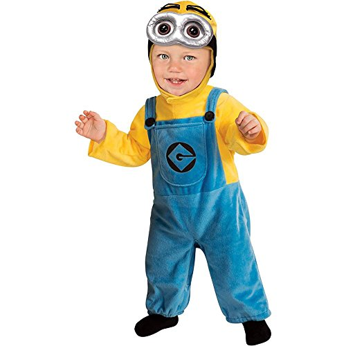 Minion Baby Infant Costume - Infant -