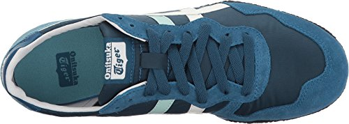 Onitsuka Tiger by Asics Women's Serrano Ink Blue/Cream Sneaker