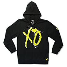The Weeknd Beauty Behind Madness Black Pullover Sweatshirt Hoodie Adult XO NWT