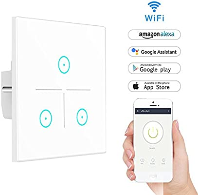wifi light switches and smartthings uk devices integrations