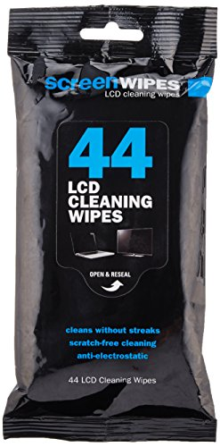 Lcd Cleaning Wipes - 1