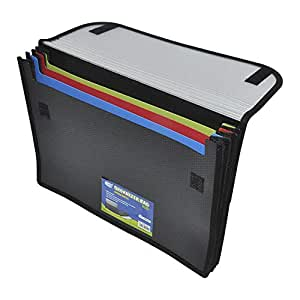 FIS Organizer Bags Horizontal With 3 Divider, F/S Size - FSOR1231-3