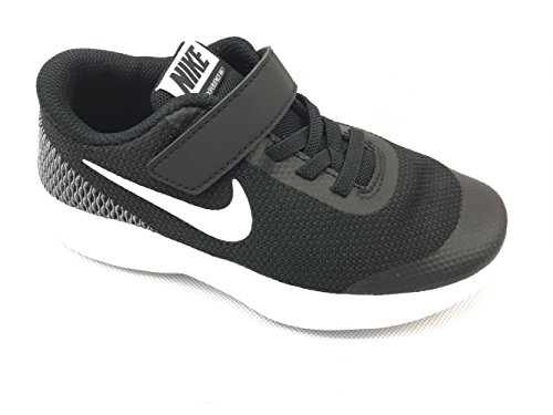 Nike Turnschuhe Jungen Flex Experience Run 7 (PS) Sportschuhe Black/White-White