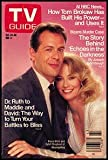 img - for TV Guide October 24-30, 1987 (Bruce Willis and Cybill Shepherd of Moonlighting; Dr. Ruth to Maddie and David: The Way to Turn Your Battles to Bliss, Volume 35, No. 43, Issue #1804) book / textbook / text book