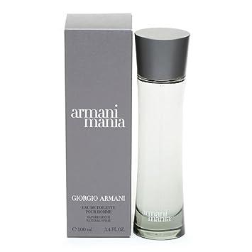 Amazoncom Giorgio Armani Mania Fragrance For Men By Giorgio