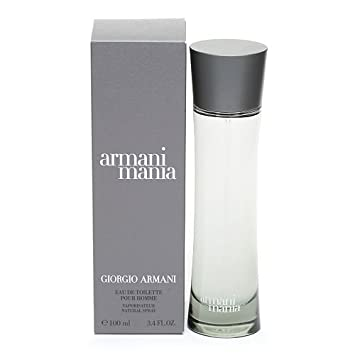Fragrance For Giorgio Toilette Men By De Spra Mania Armani Eau 0wPnk8O