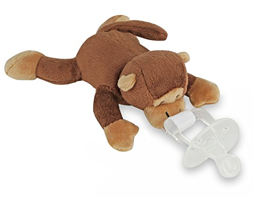 Baby Choice Stuffed Detachable Pacifier product image