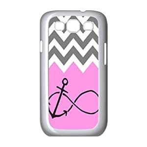 DDOUGS Sailor Anchor vintage Personalized Cell Phone Case for Samsung Galaxy S3 I9300, Best Sailor Anchor vintage Case