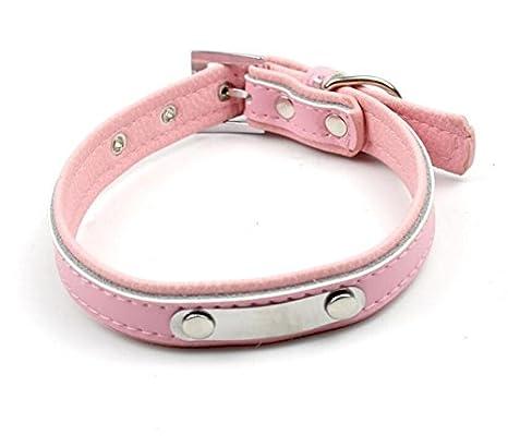 Lonzer Collar de Gato de Perro Puede ser Letras Collar de ...