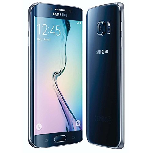 Samsung G928A AT&T GSM Unlocked Galaxy S6 Edge+, 32GB, Quad-Core, 4G LTE, 16MP Camera - Black Sapphire