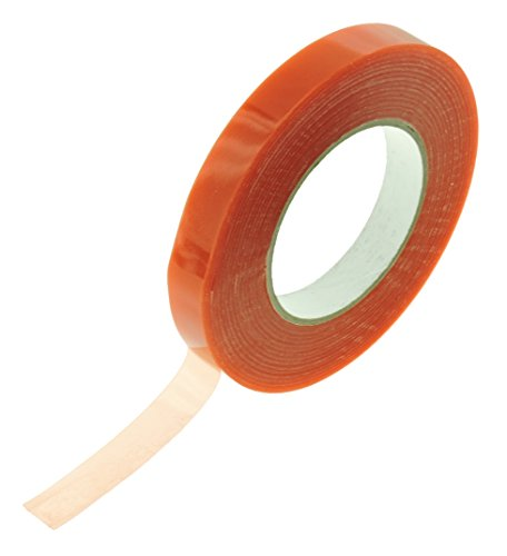 """3/4"""" 8.0 Mil 36yd Double Sided Tape High Clarity"""