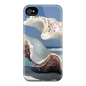 New Style Case Cover Bsa457KEUj Shell Of Beauty Compatible With Iphone 4/4s Protection Case