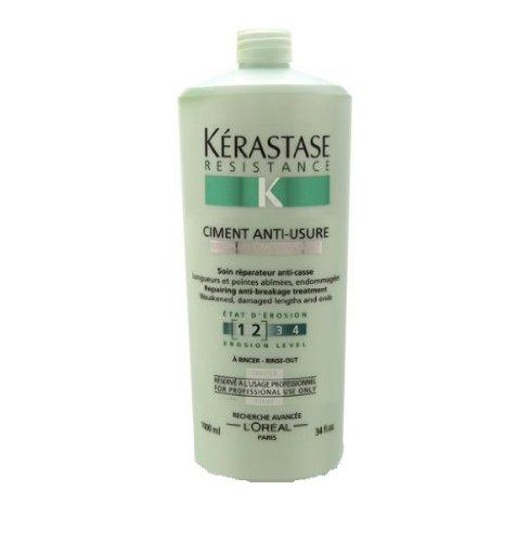 Kerastase Resistance Ciment Anti-Usure Treatment Unisex Treatment by Kerastase, 34 Ounce