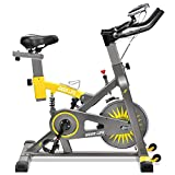 IDEER LIFE Exercise Bike Stationary Indoor Cycling Bike for Home Sport Workout