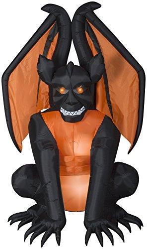 Gemmy 8' Airblown Gargoyle Halloween Inflatable]()