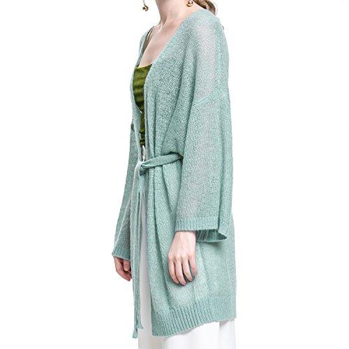 Wool Blend Cardigan - 8