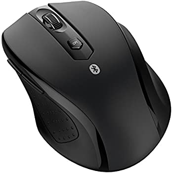 Jetech M0884 Bluetooth Wireless Mouse For Pc Mac And