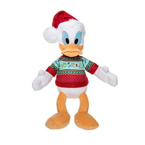 Disney Donald Duck Holiday Plush – Medium – 15 Inch