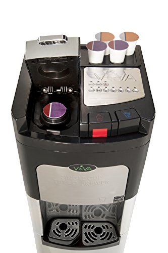 Coffee Makers Compatible With Keurig : Viva Coffee Maker & Water Cooler, K-Cup Compatible, a True - Import It All