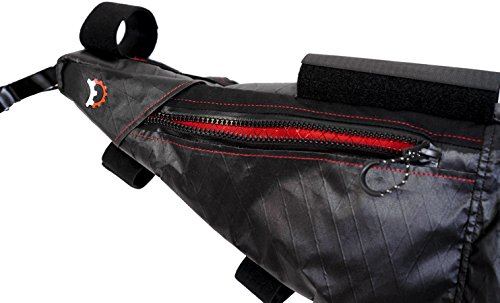 Revelate Designs Ranger Rahmentasche S black 2017 Fahrradtasche