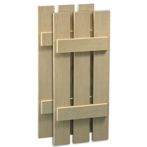 Fypon sh3po16x54s shutter shutter woodgrain urethane for Buy fypon