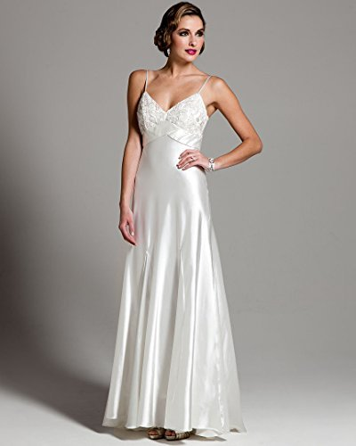 Amazon.com: Sue Wong Ivory V-Neck Bridal Gown: Toys & Games
