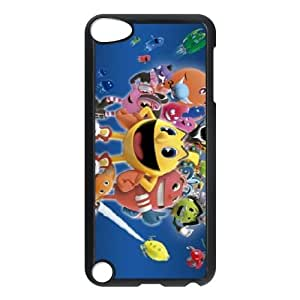 iPod Touch 5 Case Black PAC MAN and the Ghostly Adventures 004 Horsx