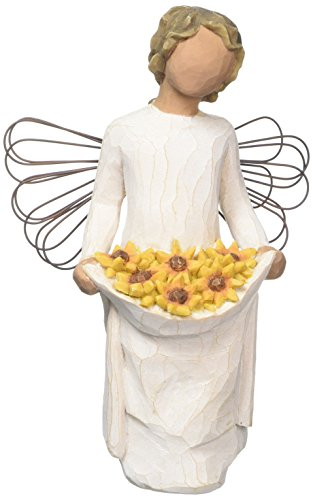 Willow Tree hand-painted sculpted angel, ()